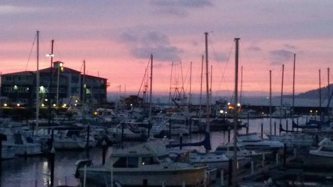Astoria OR marina, sailing, sailboats
