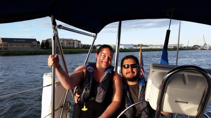 sailboat | Portland OR | Preparing to sail and cruise on a sailboat