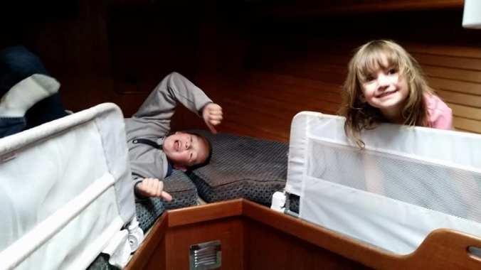 Sailing Family Preparing to Cruise - Mosaic Voyage - Boat Kids