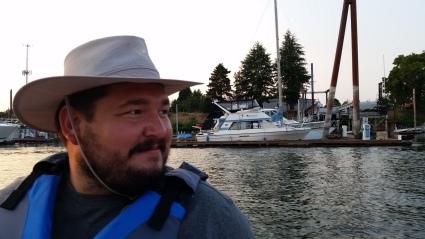 8/6/18 Portland Harbor Dinghy Adventure