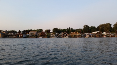 Family's Portland Harbor Dinghy Adventure
