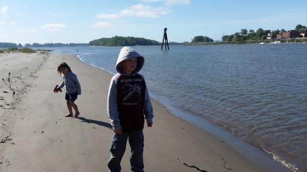 Sand Island Marina Part St Helens Oregon Cruisers Review