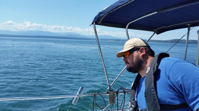 Boating from Port Townsend to Seattle