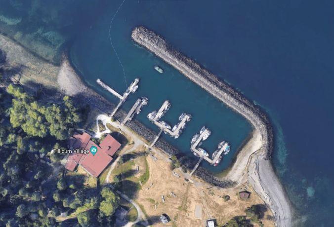 Blake Island Docks