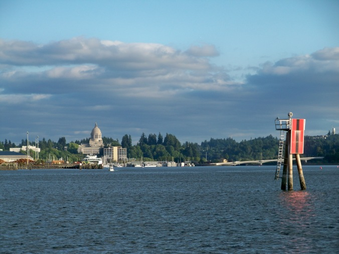 Swantown Marina in Olympia WA - Cruis'ers Marina Review