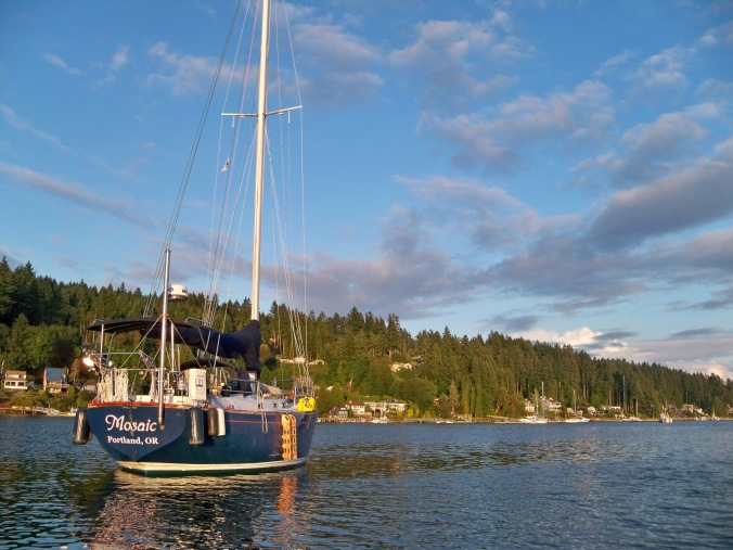 Mosaic in Gig Harbor July 2019