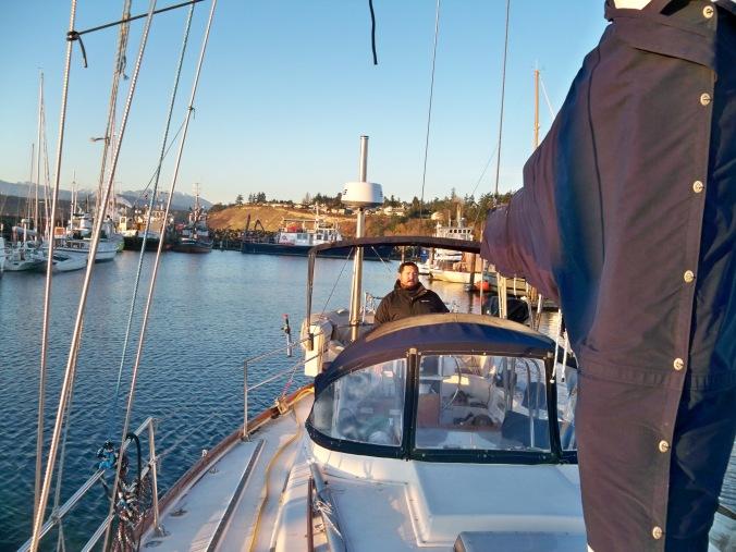 Mosaic Voyage trip from Port Townsend to Kingston WA
