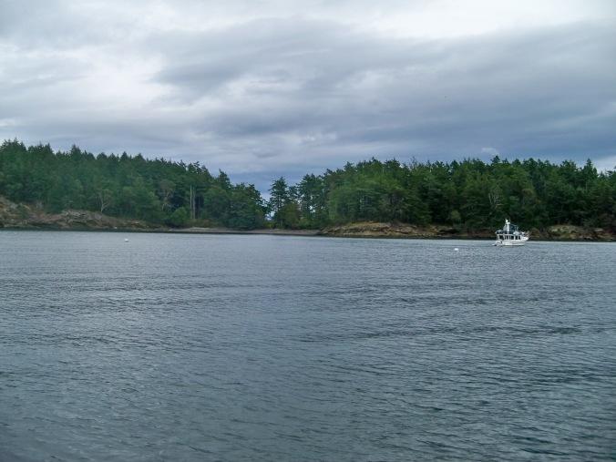Shallow Bay on Sucia Island Marine State Park