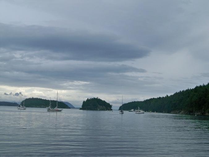 Echo Bay on Sucia Island