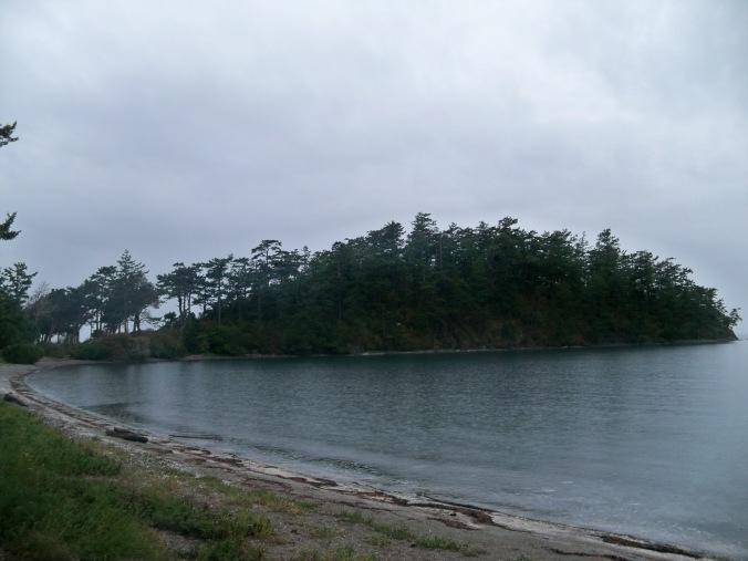 Fox Cove on Sucia Island