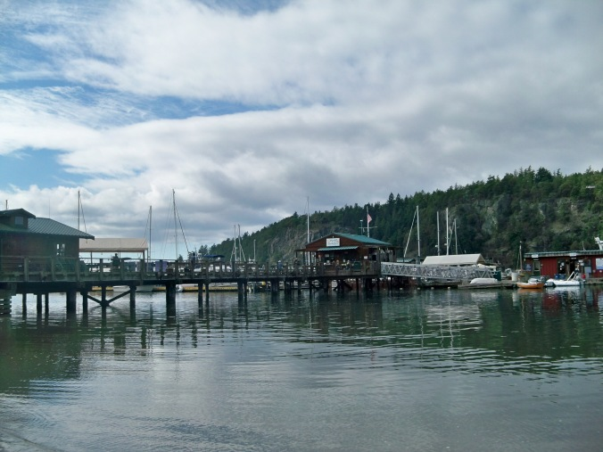 Deer Harbor Anchorage Review - Fall 2019